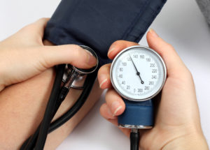 blood pressure during Adipex use